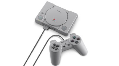 PlayStation Classic Courtesy of Sony
