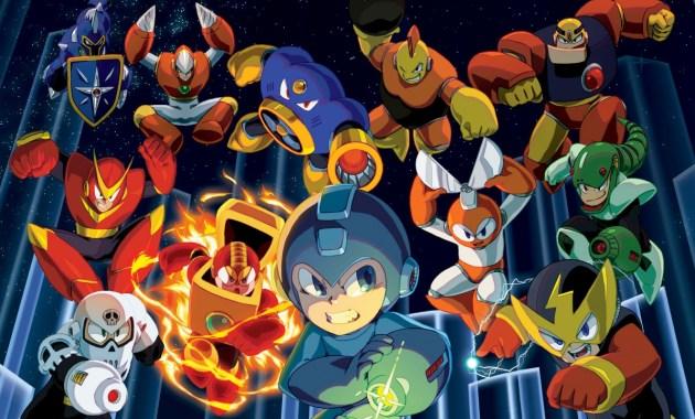 Mega Man Courtesy of Capcom