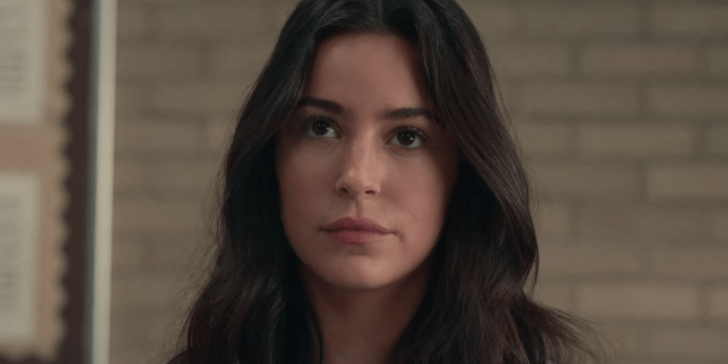 Alexxis Lemire as Aster Flores in The Half of It (Courtesy of Netflix)