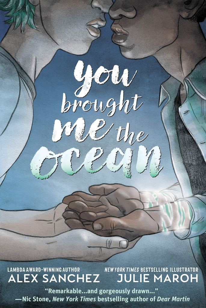 You Brought Me the Ocean - Cover Art