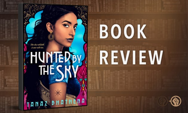 Hunted By The Sky - Book Review