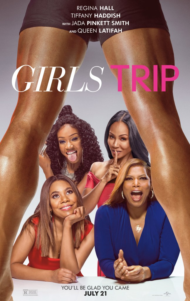 Girls Trip Poster - Black Stories Matter