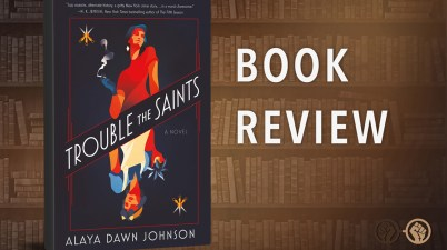 Trouble the Saints - Book Review