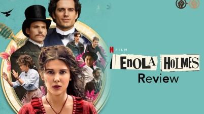 Enola Holmes - Review