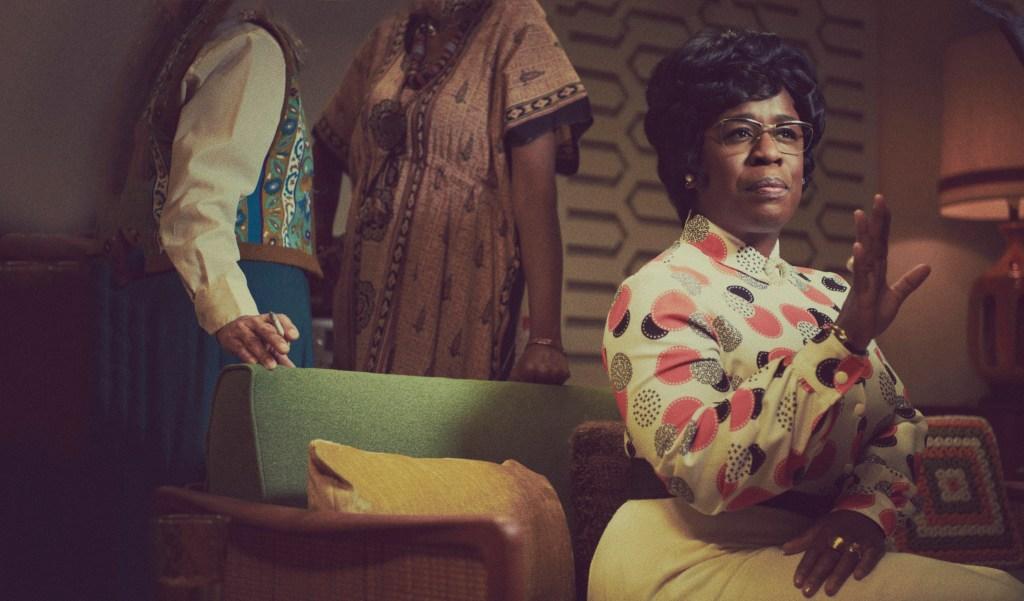 Uzo Aduba - Mrs America Cast in In Treatment