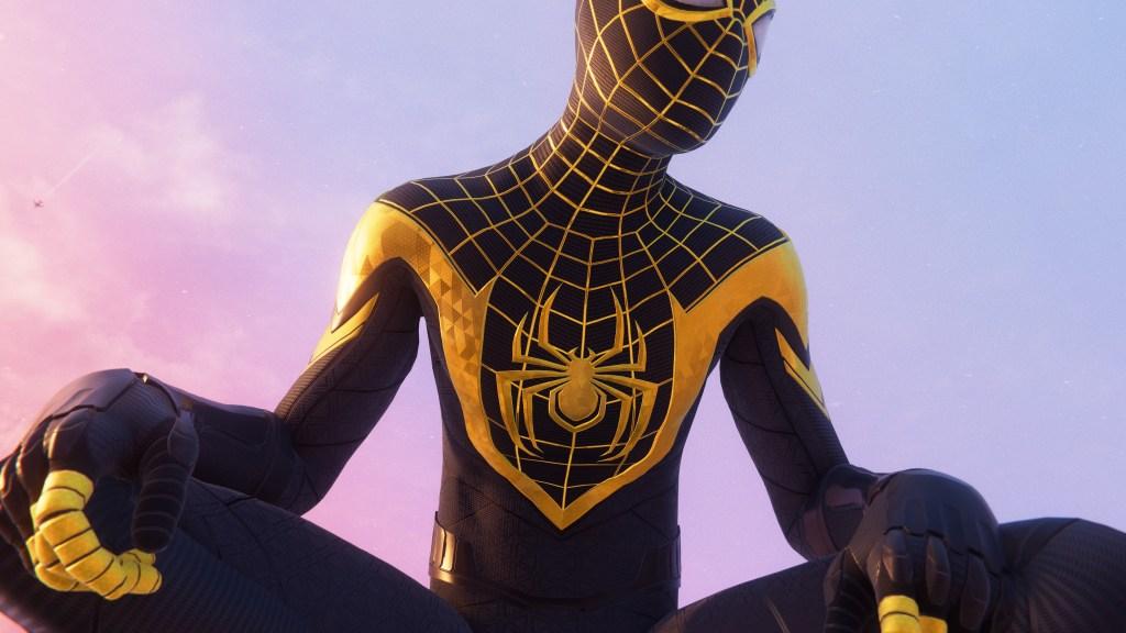 Marvel's Spider-Man: Miles Morales - Uptown Pride Suit