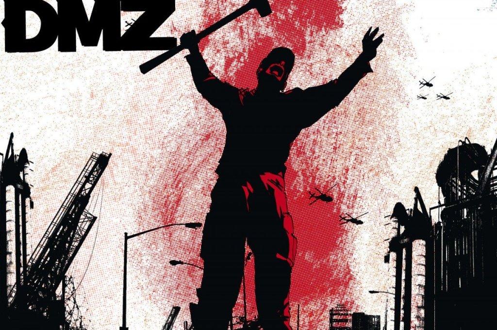 DMZ - Comic