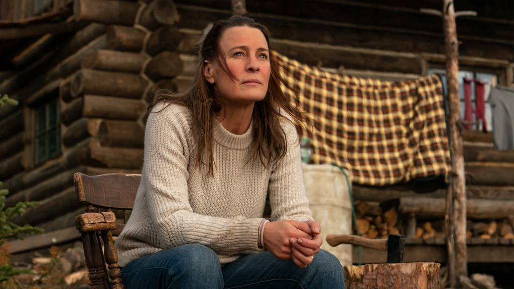 Robin Wright in Land - Still