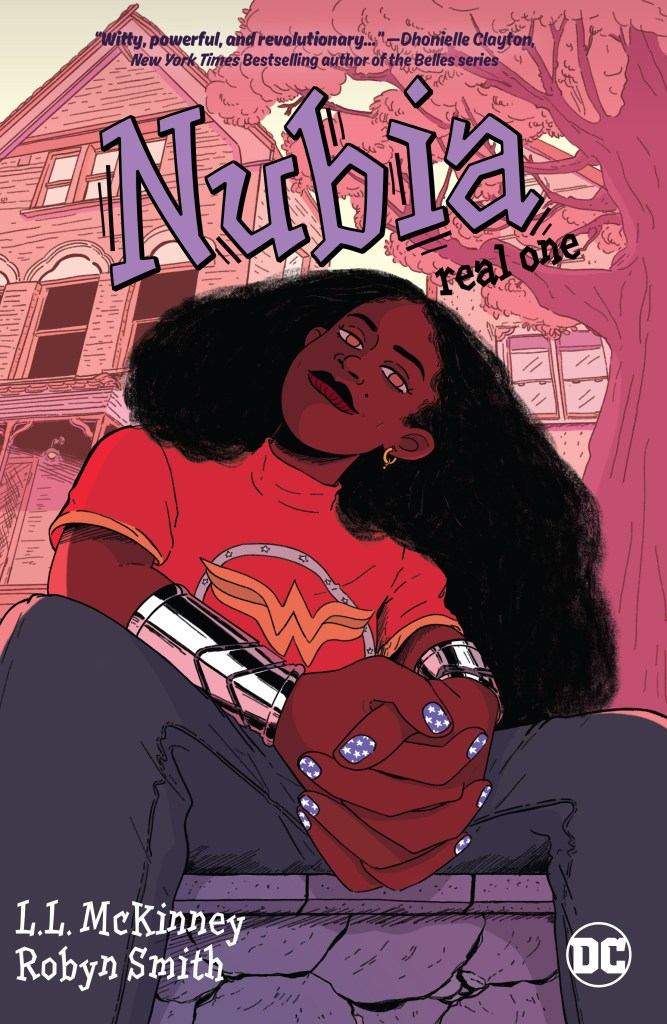 Cover for Nubia: Real One