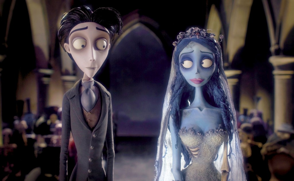 Tim Burton's Corpse Bride - coming to HBO Max in March 2021: