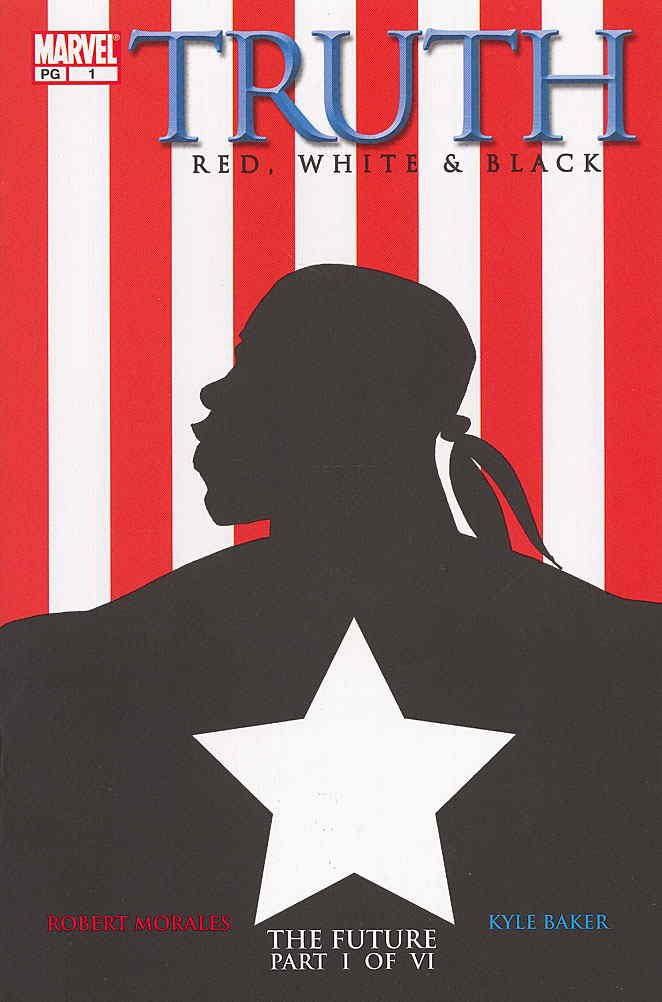 Isaiah Bradley - Captain America