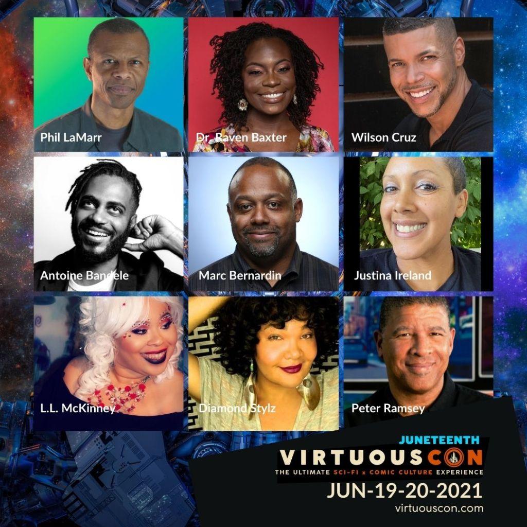 Virtuous Con - Guests