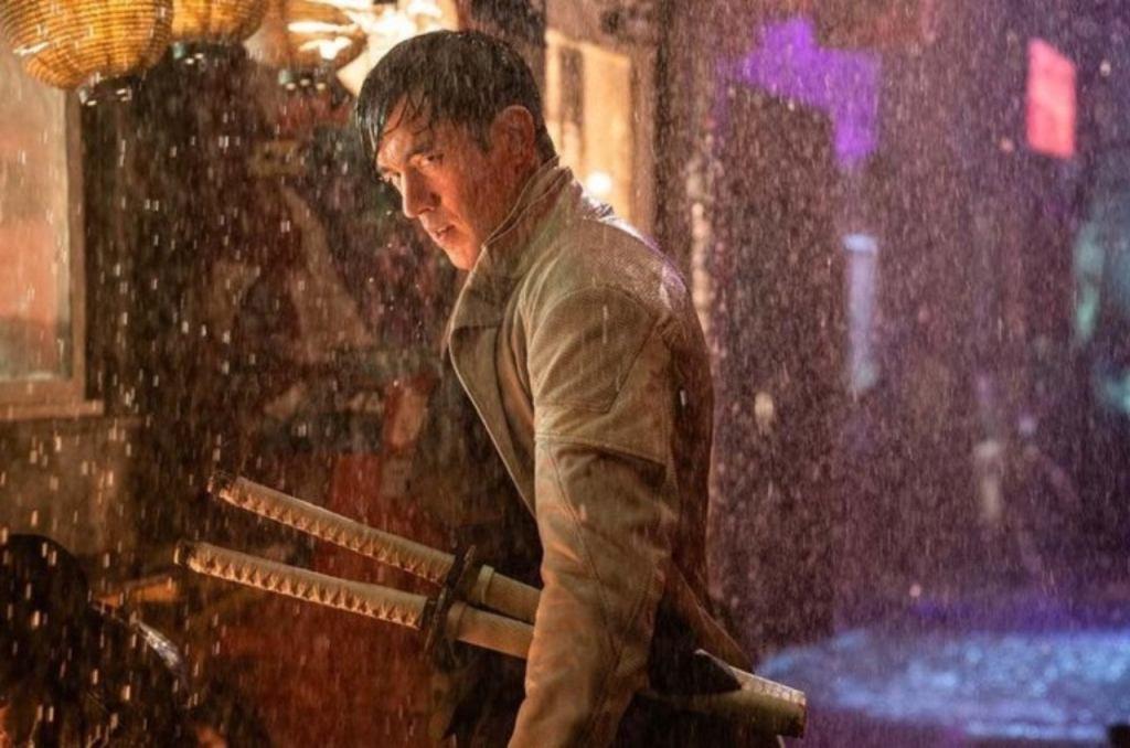 Andrew Koji as as Storm Shadow in Snake Eyes.