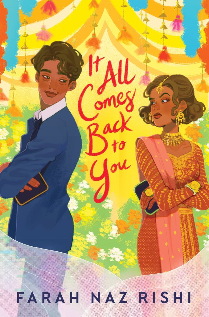 It All Comes Back to You - Book Cover