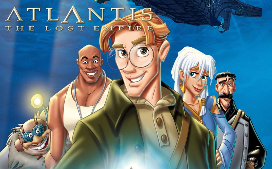 Live Action Cast For Atlantis: The Lost