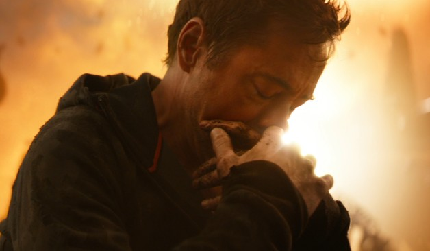 Image result for iron man sad