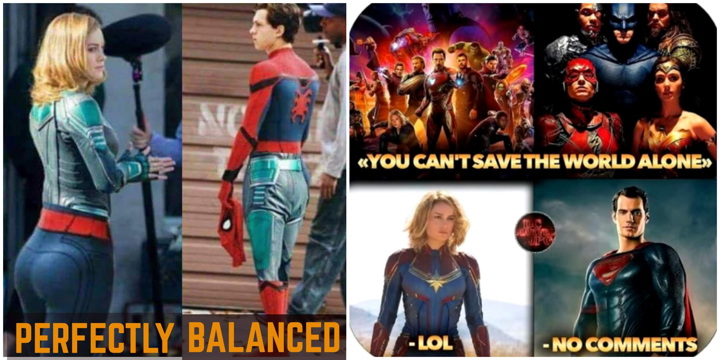 42 Funniest Captain Marvel Memes That Will Make You Laugh Out Loud