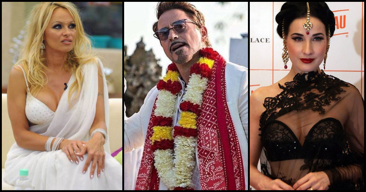 30 Times When Hollywood Stars Dazzled In Indian Traditional Dresses
