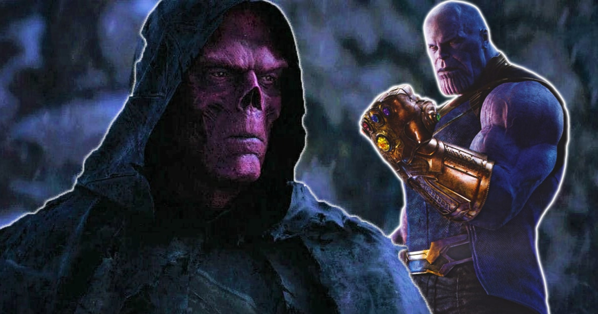 Here Is The Reason Why Red Skull Returned In Avengers: Infinity War