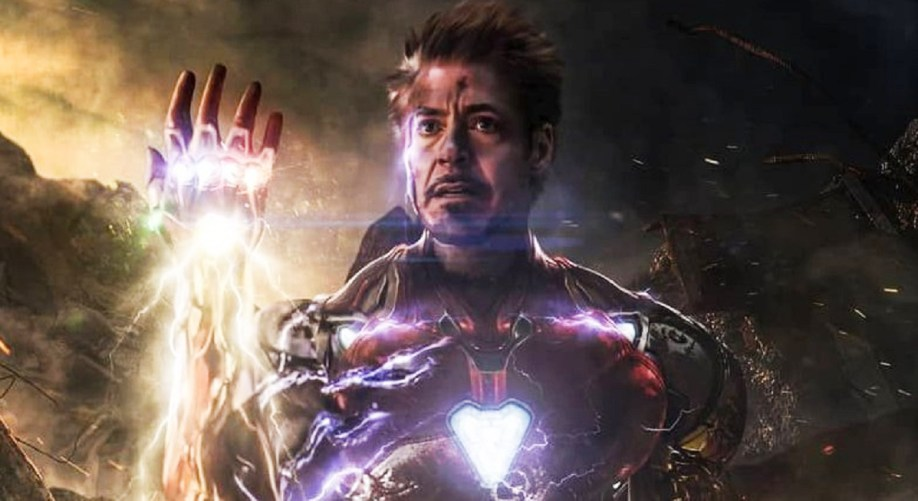 Image result for tony stark death