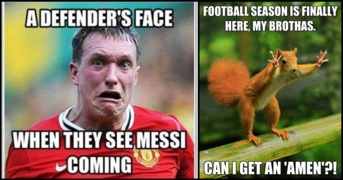 100 Funny Football Memes About The Most Popular Sport Geeks On
