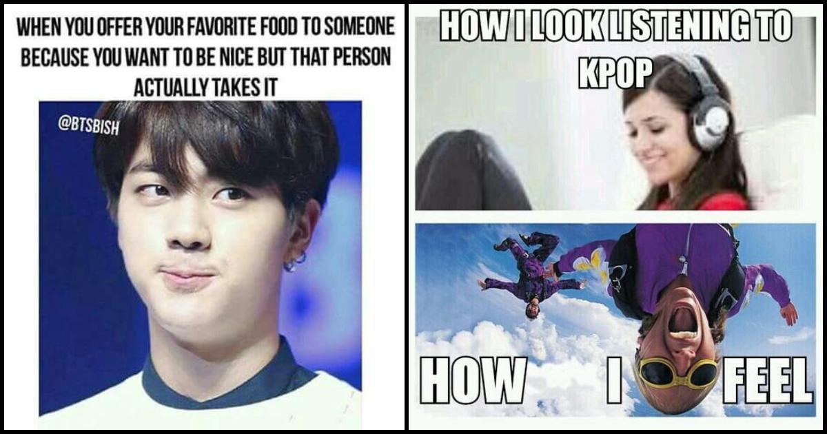 Image About Kpop In Funny Bts K Pop Memes By ˏˋ Ksskn Witn