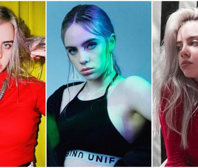 Billie Eilish Hot Pictures Captured Over The Years Geeks On