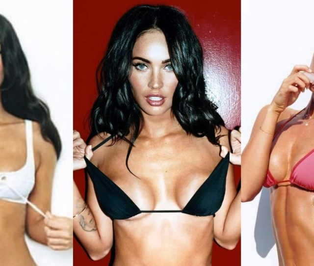 Sexy Megan Fox Boobs Pictures Are Paradise On Earth Geeks On