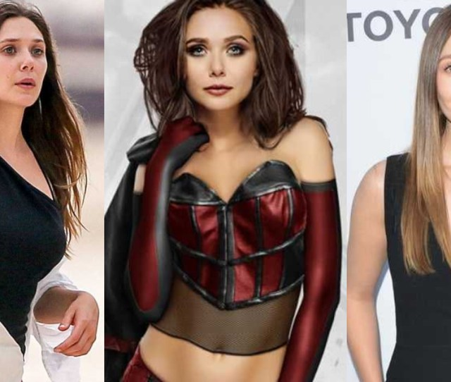 Elizabeth Olsen Sexy Pictures Which Will Make You Slobber For