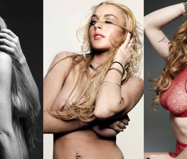 Lindsay Lohan Sexy Pictures Are Embodiment Of Hotness Geeks