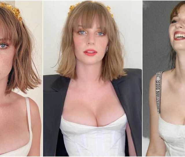 Maya Hawke Sexy Pictures Will Cause You To Ache For Her Geeks