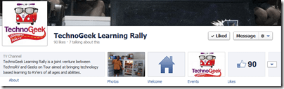 rally-facebook page