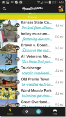 Roadtripper App