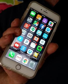Jim's iPhone