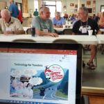 Technology for Travelers: Geeks Teach at an RV Rally