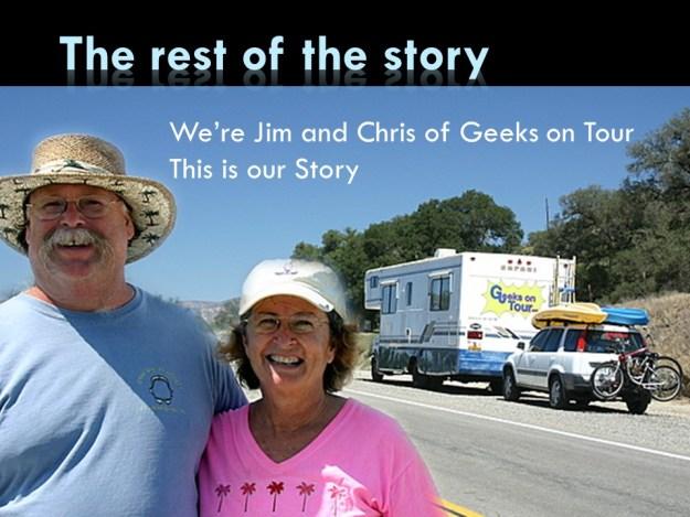 Geeks' Story