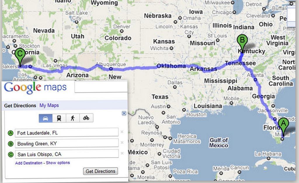 Google MapsMore Than Just Directions GeeksOnTourCOM