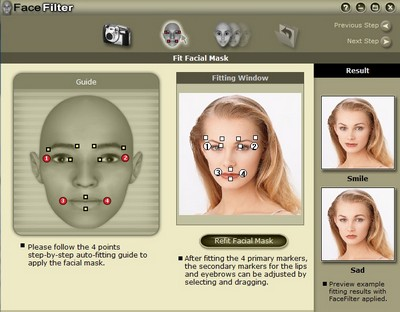 Face Filter Xpress