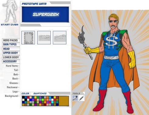 Marvel SuperGeek