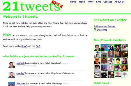 21Tweets