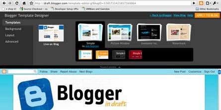 Blogger Template Designer, crea tu propia plantilla para Blogger 1