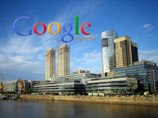 ¿Querés realizar una pasantía en Google Argentina?