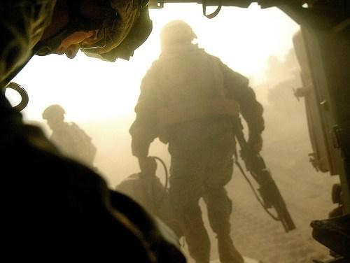 Para granadas, teclados en smartphones – El futuro de las fuerzas militares