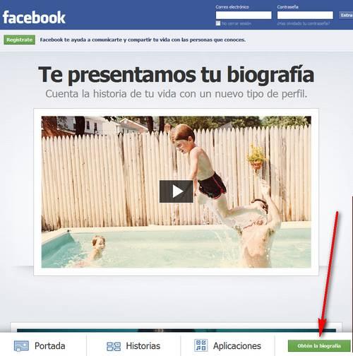 Facebook hoy habilitó el Timeline para todos los usuarios alrededor del mundo 1