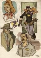 Rockabilly-Batgirl-Gordon-Alfred-Medri