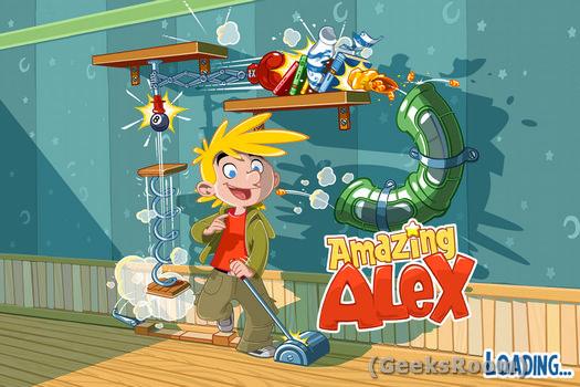 descargar amazing alex hd para android