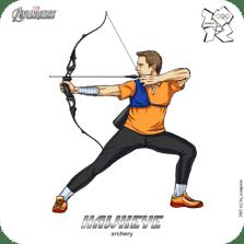 hawkeye-archery