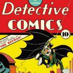 La evolución de los logos de Batman desde 1940 hasta el 2012