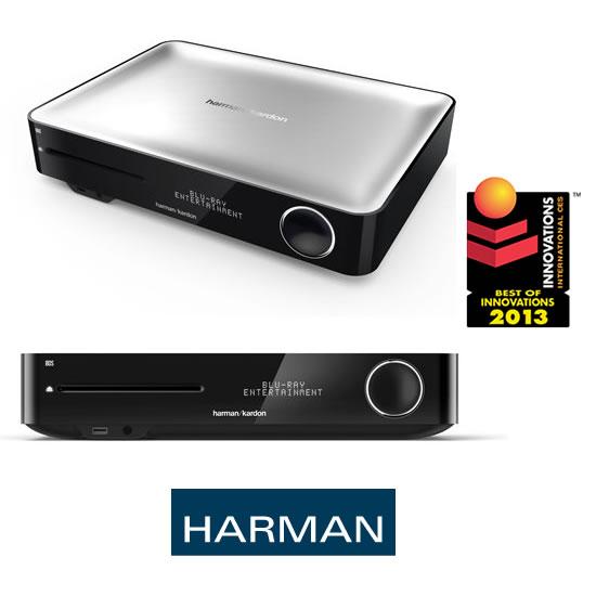 #CES2013 Harman/ Kardon BDS 577 premiado en categoría  Audio – Video Componentes Hogar