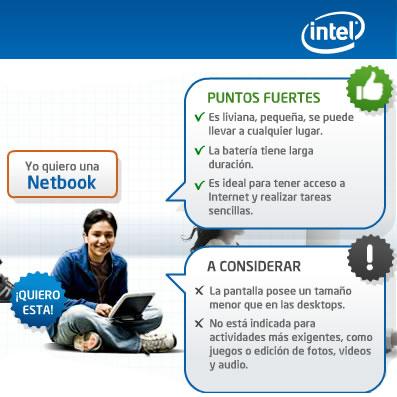 Intel ayuda a elegir tu nueva compu en  MiproximaPc.com